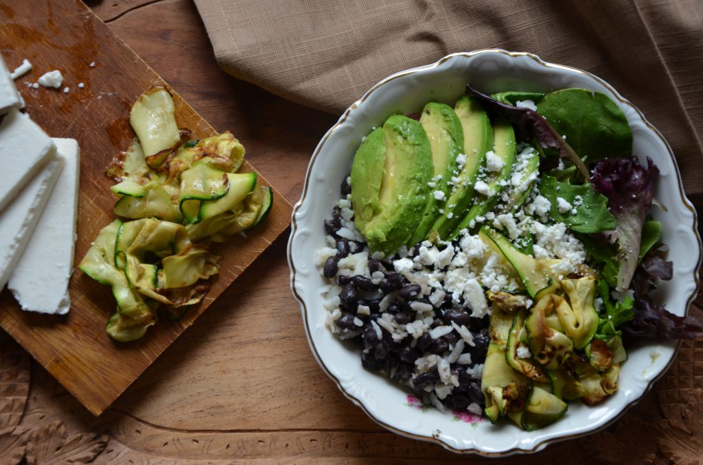 black beans and rice YogicFoods