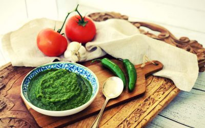 Oh Yes, we love you Coriander Chutney