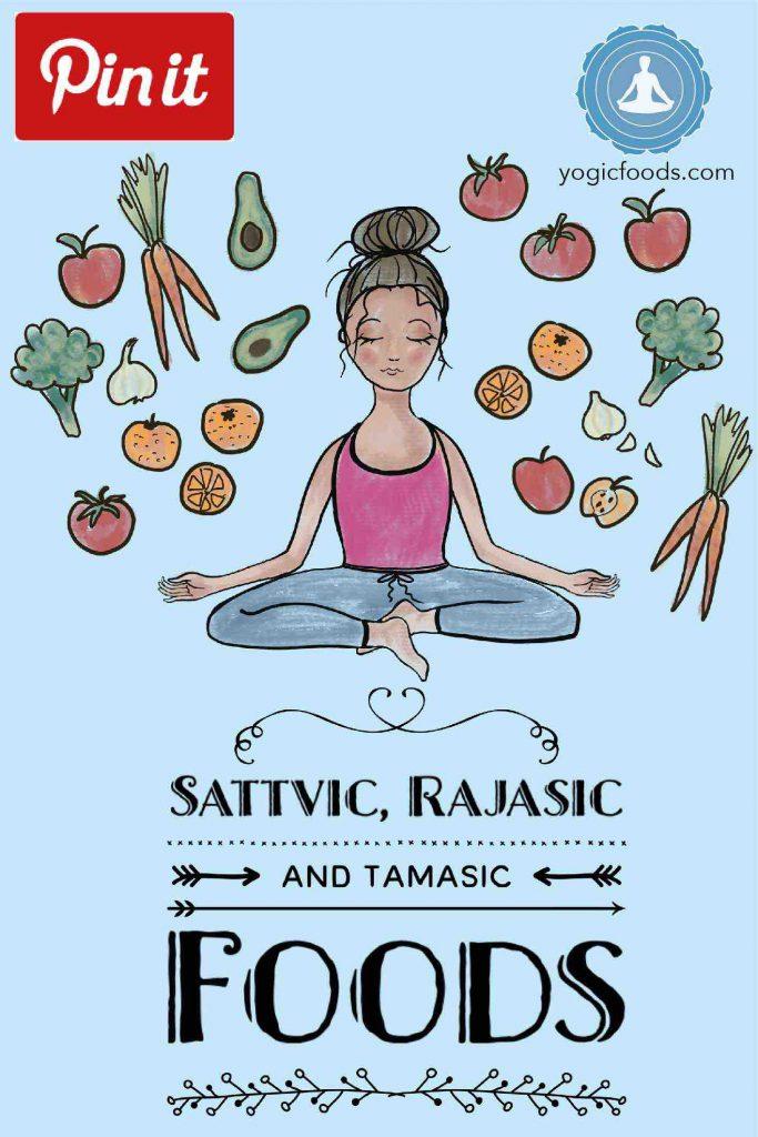 Sattvic, rajasic, tamasic foods Yogic Foods yogic diet