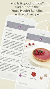 YogicFoods App Benefits