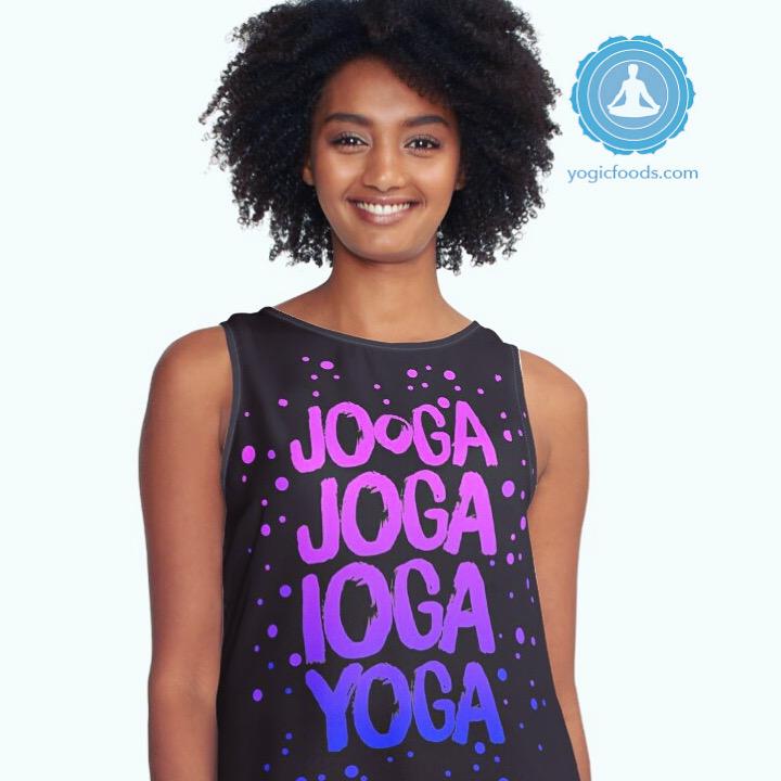yoga around the world yogic foods yoga tank