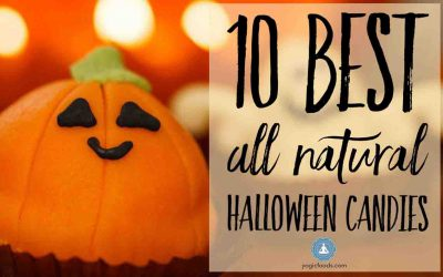 10 best Natural Halloween Candies