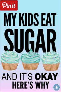 PINterest link why my kids eat sugar - Yogic Foods yogic diet
